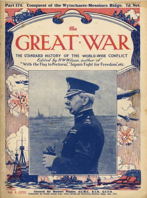 View individual pages of 'The Great War Part 174, December 16th 1917'