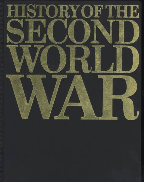 View individual pages of 'History of the Second World War, Volume 4'
