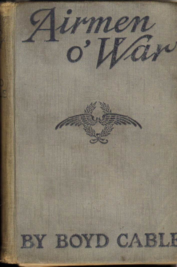 View individual pages of 'Airmen O' War'