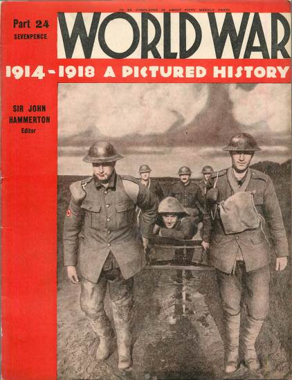 View individual pages of 'World War 1914 - 1918 A Pictured History part 24'