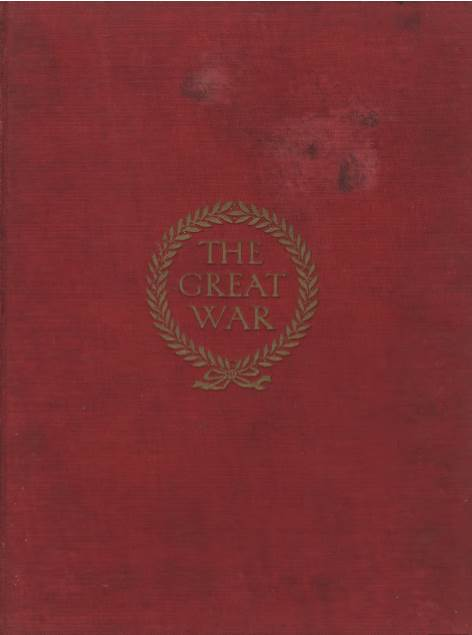 View individual pages of 'The Great War Volume 2'
