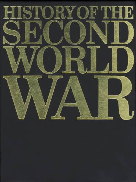 View individual pages of 'History of the Second World War, Volume 3'