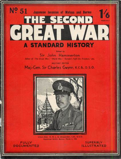 View individual pages of 'The Second Great War No. 51'