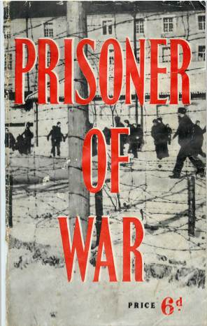 View individual pages of 'Prisoner of War'
