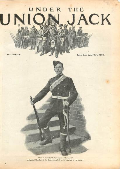 View individual pages of 'Under The Union Jack, No. 9, Vol. 1, January 6th 1900'