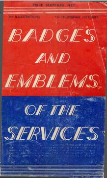 View individual pages of 'Badges and Emblems of The Services'
