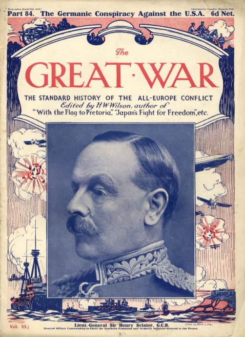 View individual pages of 'The Great War Part 84, March 25th 1916'