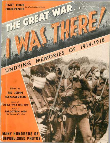 View individual pages of 'The Great War, I was there - Part 9'