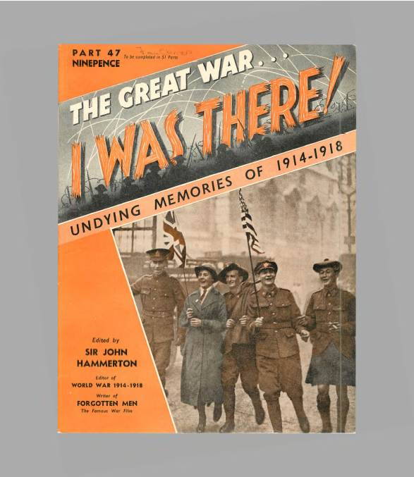 View individual pages of 'The Great War, I was there - Part 47'