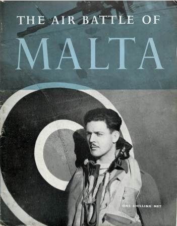 View individual pages of 'The Air Battle of Malta'