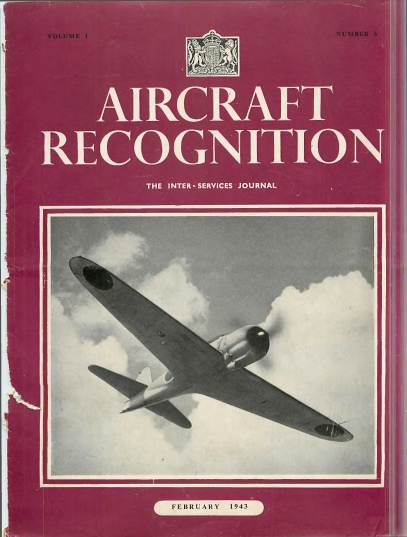 View individual pages of 'Aircraft Recognition No. 6, Vol. 1'