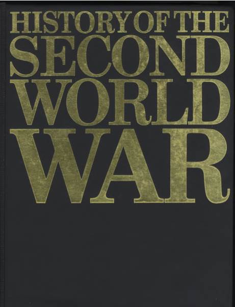View individual pages of 'History of the Second World War, Volume 7'