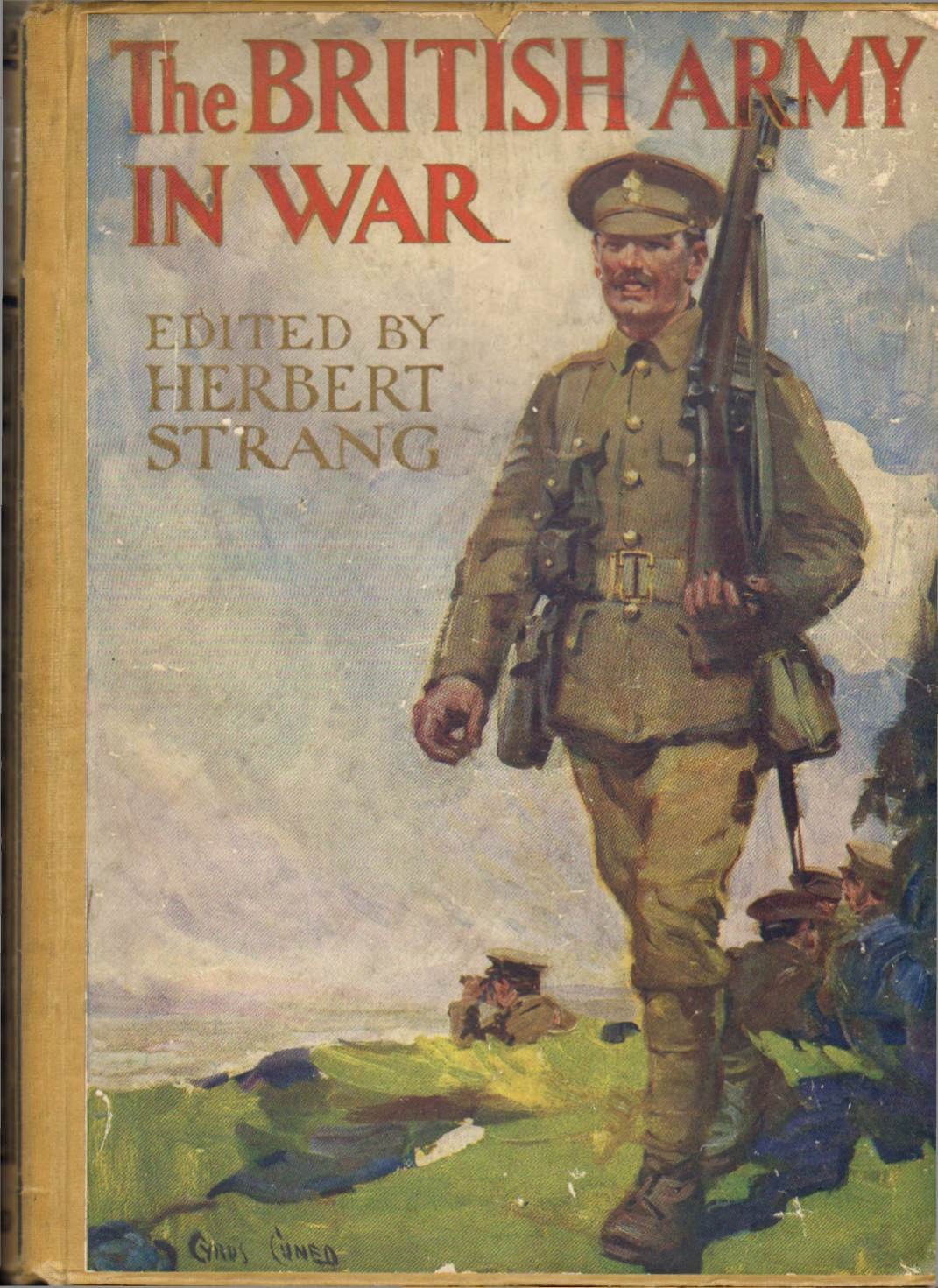View individual pages of 'The British Army in War'