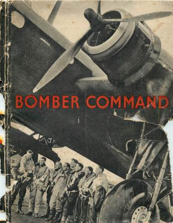 View individual pages of 'Bomber Command'