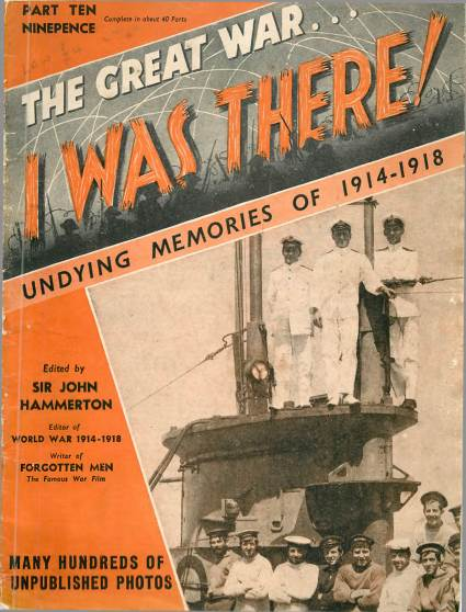 View individual pages of 'The Great War, I was there - Part 10'