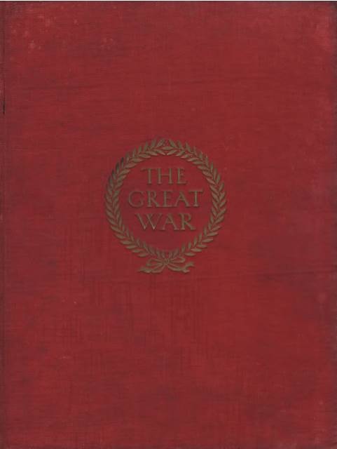 View individual pages of 'The Great War Volume I'