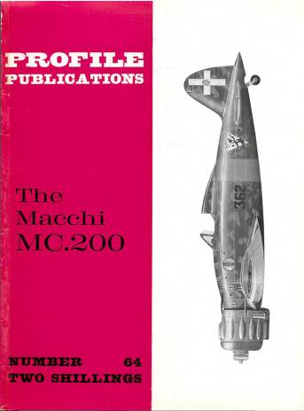 View individual pages of 'Profile Publications No. 64 The Macchi MC.200'