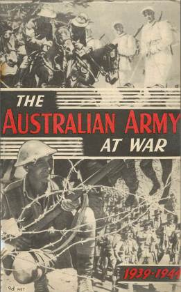 View individual pages of 'The Australian Army at War'