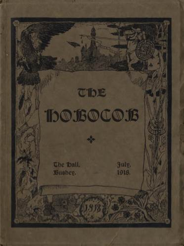 View individual pages of 'The Hobocob - The Household Brigade Officer Cadet Battalion.'