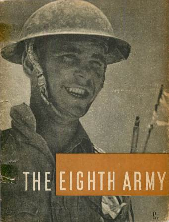View individual pages of 'The Eighth Army'