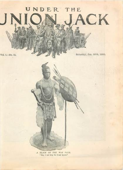 View individual pages of 'Under the Union Jack, No. 11, Vol. 1, January 20th 1900'
