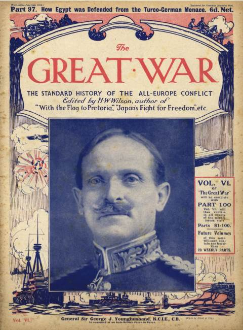 View individual pages of 'The Great War Part 97, June 24th 1916'