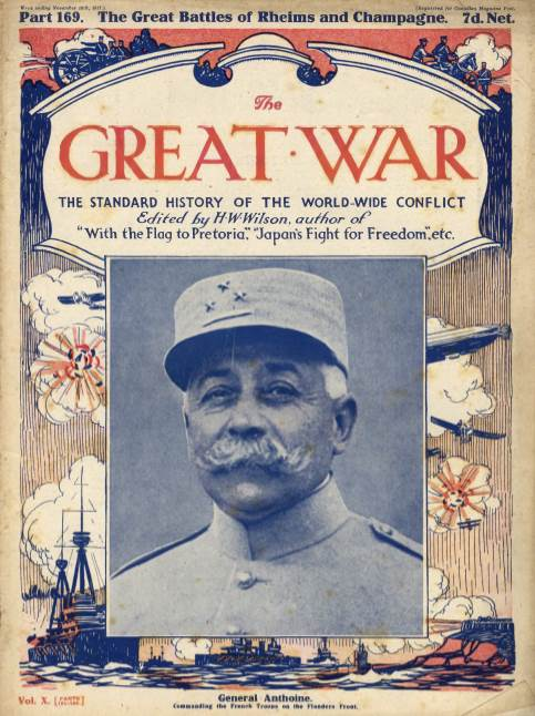 View individual pages of 'The Great War Part 169, November 10th 1917'