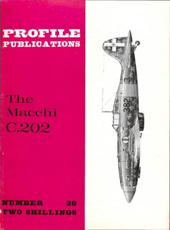View individual pages of 'Profile Publications No. 28 The Macchi C.202'