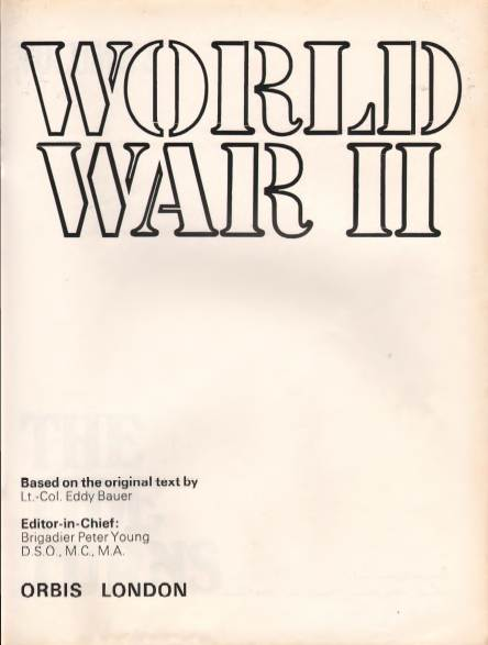 View individual pages of 'World War II, Volume 3, The Tide Turns'