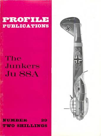 View individual pages of 'Profile Publications No. 29 The Junkers'